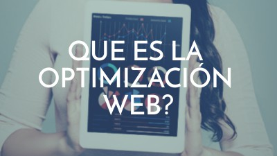 Que es la optimizacion web